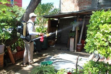 Coordinan trabajos en Santa Lucía del Camino