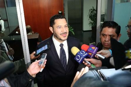 Congreso de la Unión será protagonista de las transformaciones que México necesita: Martí Batres