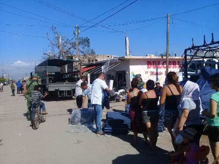 En Nayarit y Sinaloa