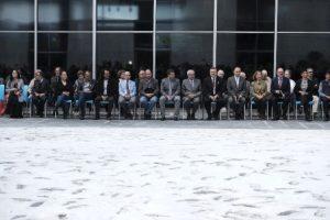 En el Centro Cultural Tlatelolco de la UNAM se rindió homenaje a quienes murieron o fueron heridos, encarcelados, perseguidos y denigrados.