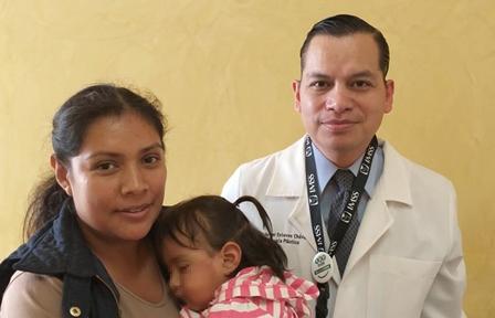 Médicos del IMSS-Morelos