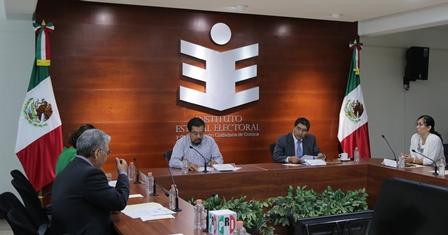 Avanzan actividades rumbo a elecciones extraordinarias en Oaxaca