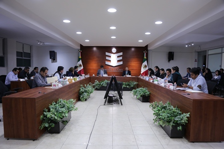 Consejo General del IEEPCO