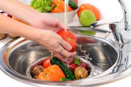Higiene en alimentos