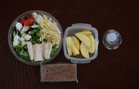 Recomienda IMSS lunch saludable para evitar la obesidad en menores de edad