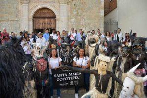 Impregnaron de su alegría a las y los capitalinos, así como a visitantes nacionales y extranjeros.