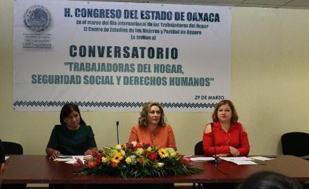 Delegada del IMSS Oaxaca
