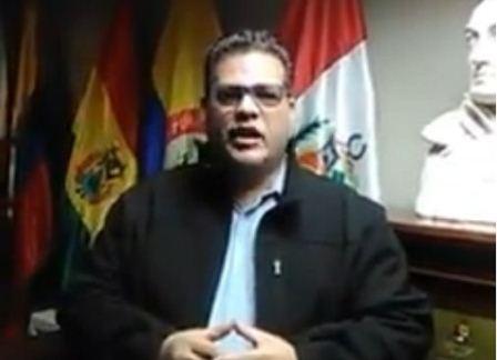 Brinda México en Caracas protección y resguardo a diputado de Asamblea Nacional de Venezuela