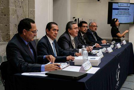 Desde 2015, en aumento casos de linchamiento en el país: González Pérez
