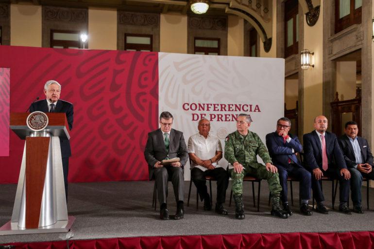 Transcripción de la conferencia de prensa en vivo 11 de junio 2019 del presidente Andrés Manuel López Obrador: