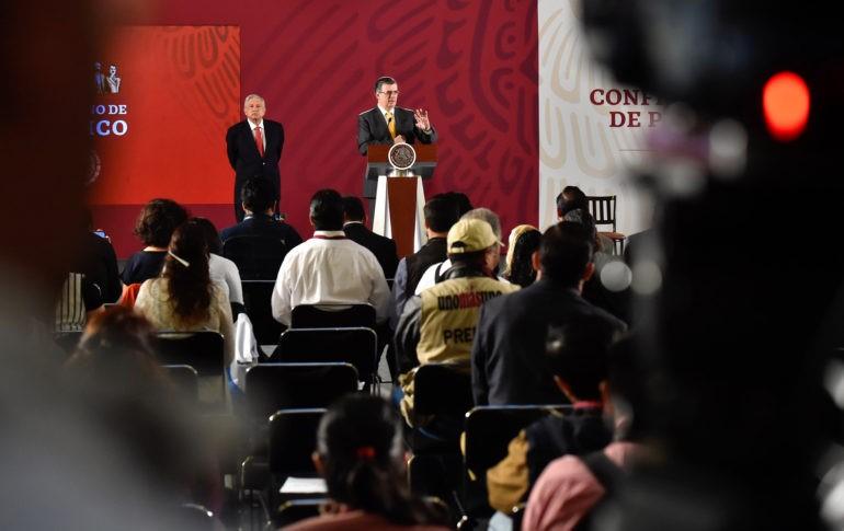 Versión estenográfica de la conferencia de prensa matutina 12 de junio del presidente Andrés Manuel López Obrador