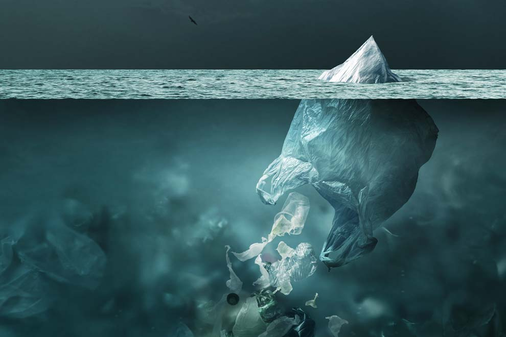 Llegan al mar 13 millones de toneladas de plástico al año