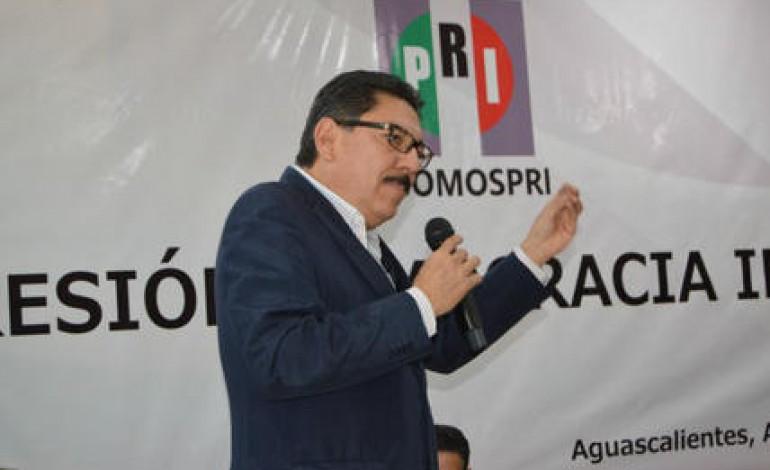 EL PRI se derrumba, tendrá una dirigencia sin autoridad ni dignidad: URO