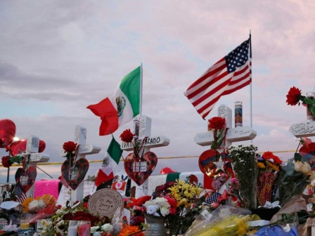 Acuerdan gobiernos de México y Estados Unidos intercambio de información por atentado en El Paso