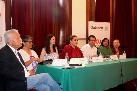 """Festival """"Vibra Oaxaca"""", en el 150 aniversario luctuoso de Macedonio Alcalá"""