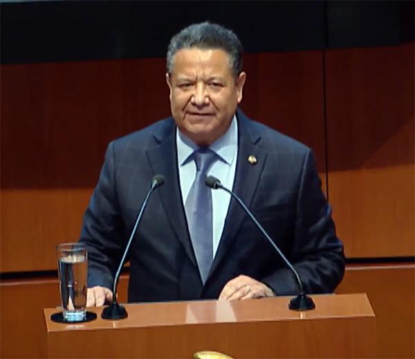 """""""Rumbo a la regulación del cannabis"""" en el Senado de la República: Menchaca"""