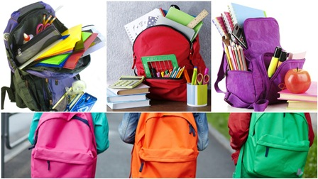 Recomienda IMSS Oaxaca evitar que menores carguen mochilas pesadas