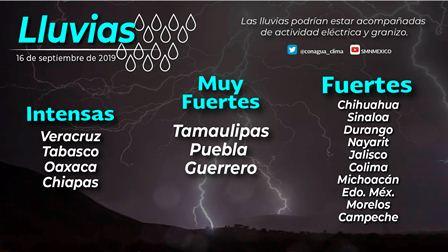 Zona de inestabilidad con probabilidad para desarrollo ciclónico al sur de las costas de Oaxaca: CEPCO