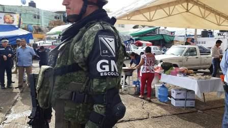 Se mantiene seguridad y vigilancia permanente en Cuenca del Papaloapan: SSPO