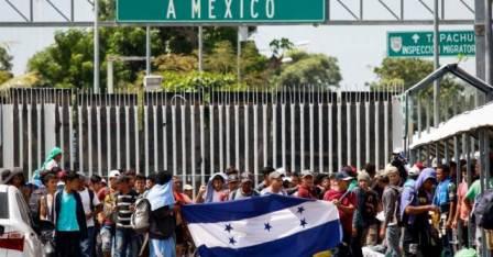 Derechos humanos de migrantes