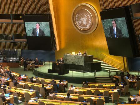 México ha recuperado la confianza en si mismo y refuerza su adhesión al sistema multilateral