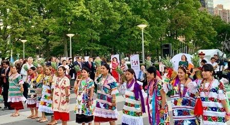 Oaxaca y su Guelaguetza presentes en la Organización de las Naciones Unidas