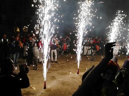 Recomienda sector salud evitar quemaduras por pirotecnia en estas Fiestas Patrias