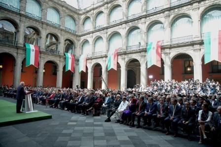 Reconoce Alejandro Murat apoyo y compromiso del presidente con el pueblo de Oaxaca