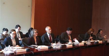 Celebran México y Vietnam la V Reunión del Mecanismo de Consultas Políticas