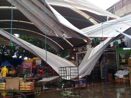 Implementa CEPCO operativo por lluvias esta tarde en la capital y municipios conurbados
