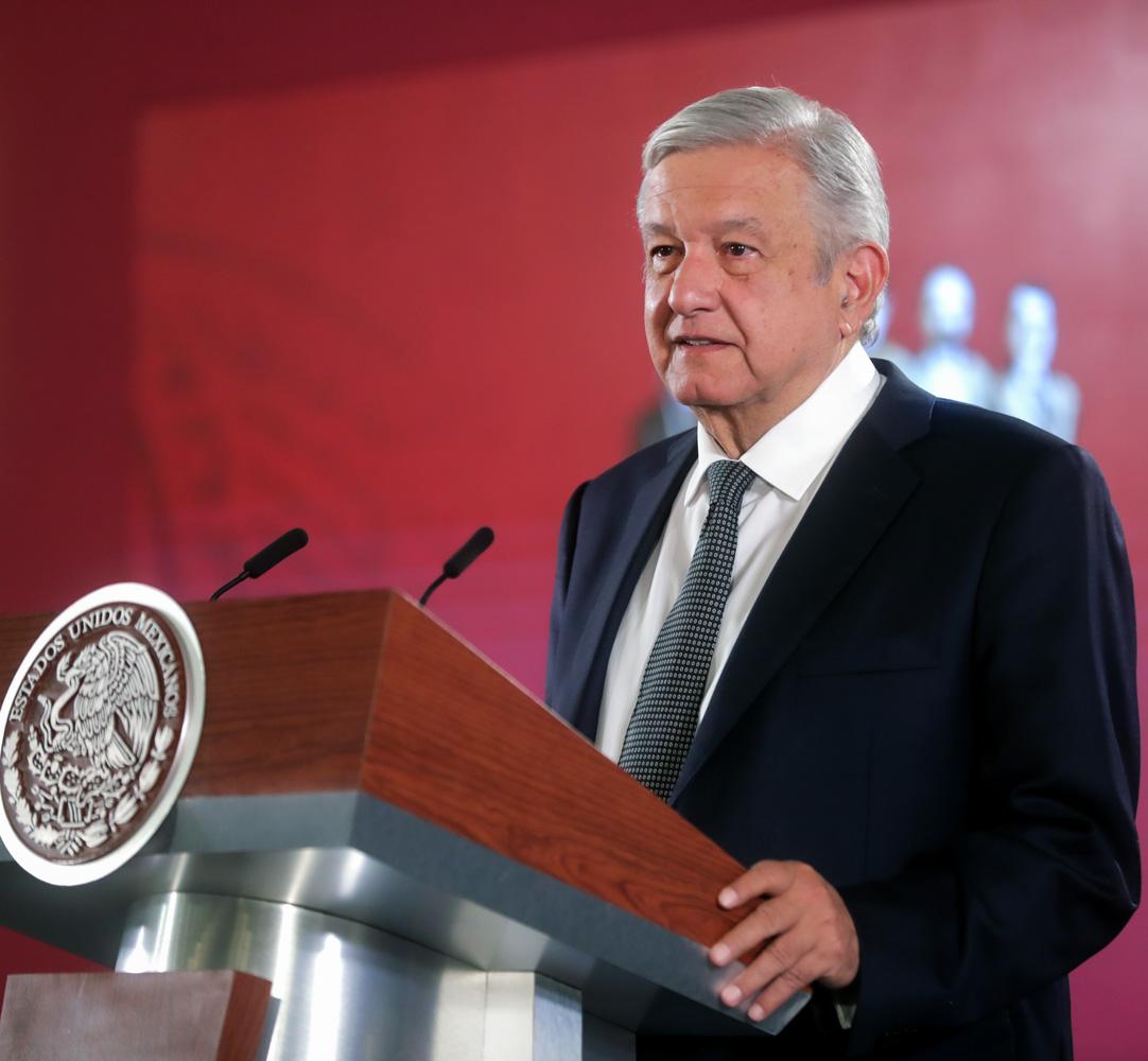 Rechaza presidente intervención militar en México