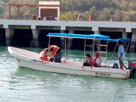 Descarta Servicios de Salud de Oaxaca presencia de Marea Roja en Huatulco