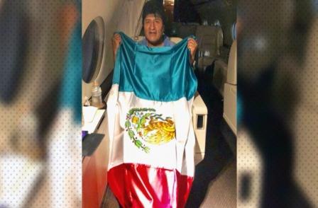México recupera su dignidad al dar asilo político a Evo Morales