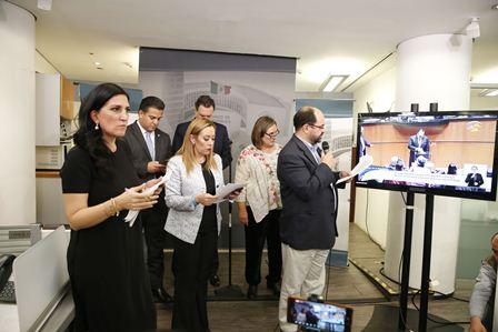 Ante fraude en elección de Rosario Piedra, GPPAN pedirá anulación, investigación y sanciones a responsables
