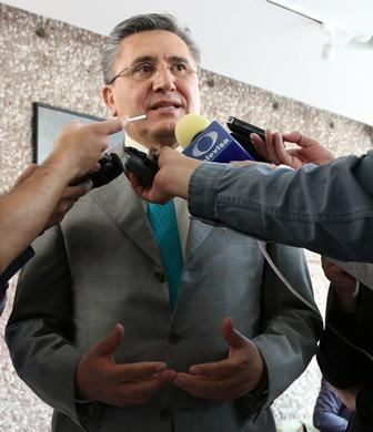 Desea ombudsman éxito a Rosario Piedra al frente de la CNDH