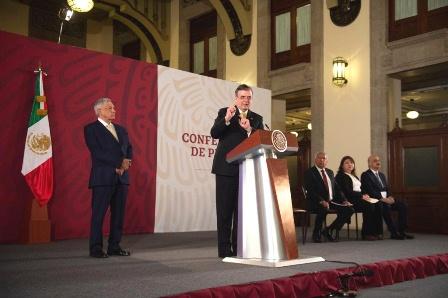 Fortalece Gobierno de México cooperación en materia de seguridad con Estados Unidos