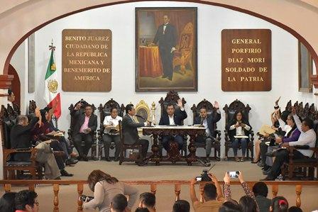 Aprueba Cabildo de Oaxaca de Juárez Proyecto de Ley de Ingresos 2020