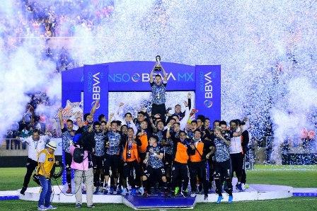 Alebrijes Campeón.