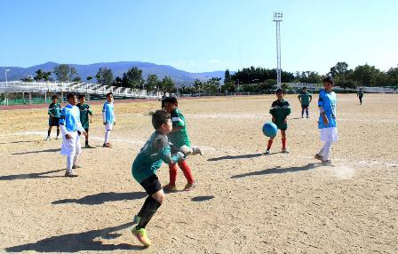 Torneo de Futbol Soccer Infantil