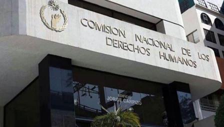 Condena CNDH enérgicamente violación de derechos humanos a la que fue sometida una mujer
