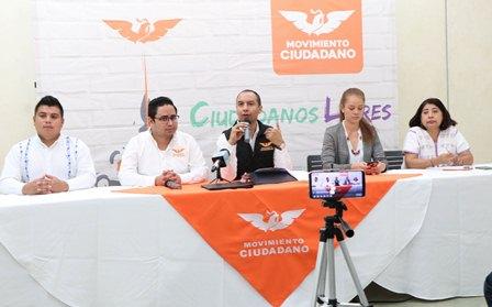 Propone Movimiento Ciudadano elevar a rango constitucional 16 mecanismos de participación ciudadana