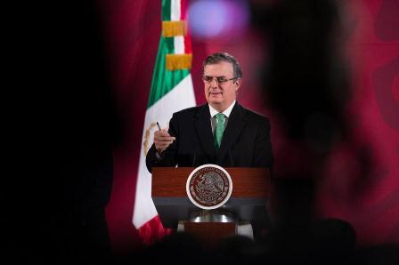 Presenta Gobierno de México resultados positivos en su política migratoria