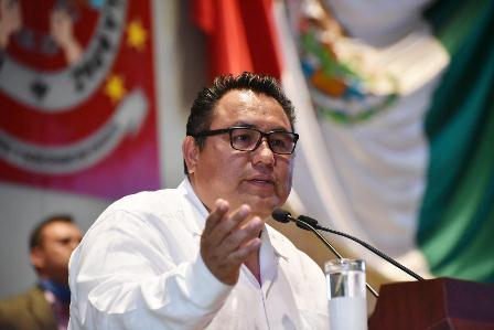 Deben precios de canasta básica respetarse durante contingencia: Horacio Sosa