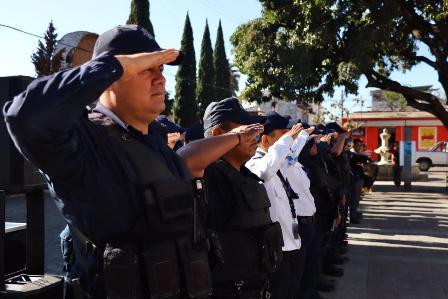 En 2019, Santa Lucía del Camino redujo incidencia delictiva en un 30%