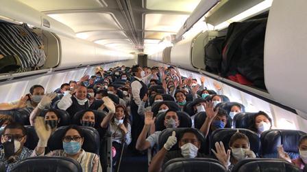 Repatriación de mexicanos