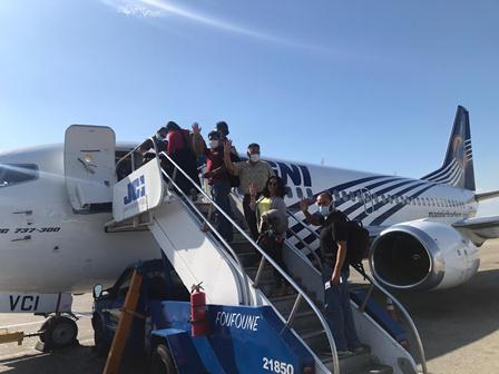 Apoya México repatriación de personas mexicanas desde Haití y República Dominicana