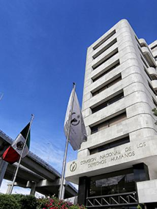 Solicita CNDH a la UNAM