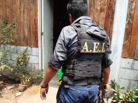 Detenidas tres personas con armas y cartuchos en la Cuenca del Papaloapan