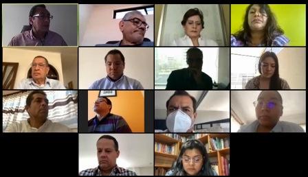 Llaman a sectores sociales de Oaxaca de Juárez a mantener unidad contra el Covid-19