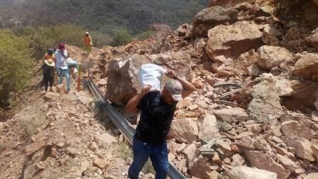 Hasta el momento, confirma Consejo de evaluación de daños deceso de seis personas por sismo